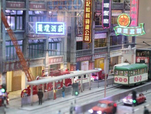 東京駅に香港がやってきた(香港ミニチュア展2017)