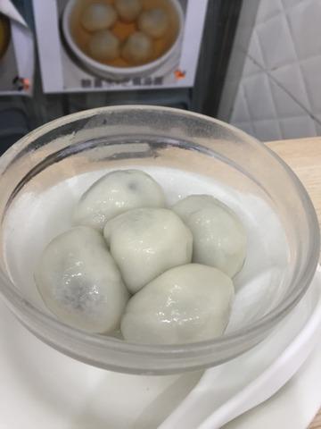 どうしても香港でおいしい湯圓が食べたい人のために(備忘)