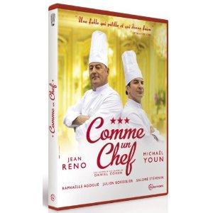 《レビュー》コメディー映画「Comme un chef」の「分子料理」の扱いが微妙な件。