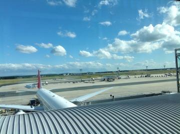 AF275便のフライトキャンセル
