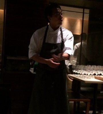 徳吉洋二さんの料理イベント(Tirpse) 完成を待つもの      (新店名追記あり)