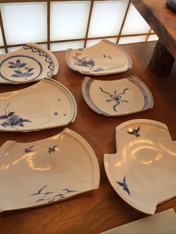 料理と器の共鳴 有田焼の窯元を歩く ② 李荘窯業所