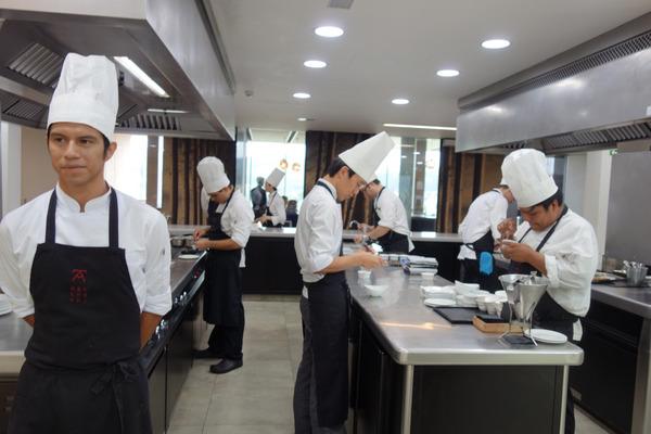 Azurmendi、バスク料理の完成形