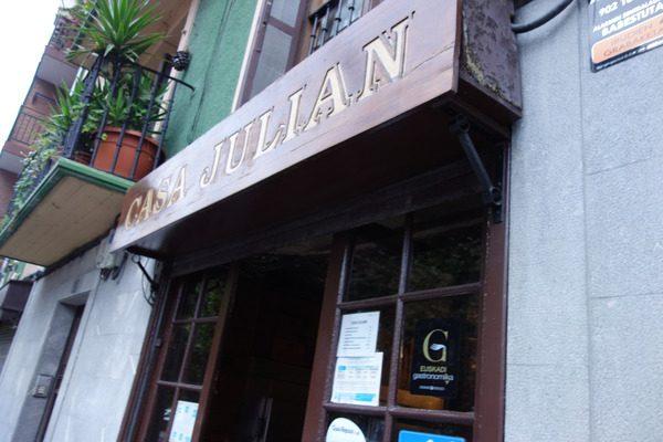 Casa Julian、豪快で繊細なチュレタ