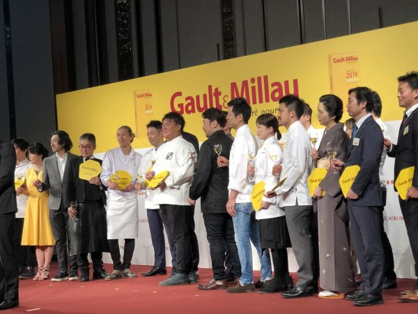 Gault & Millau Japan2019発表 3年目のゴ・エ・ミヨ