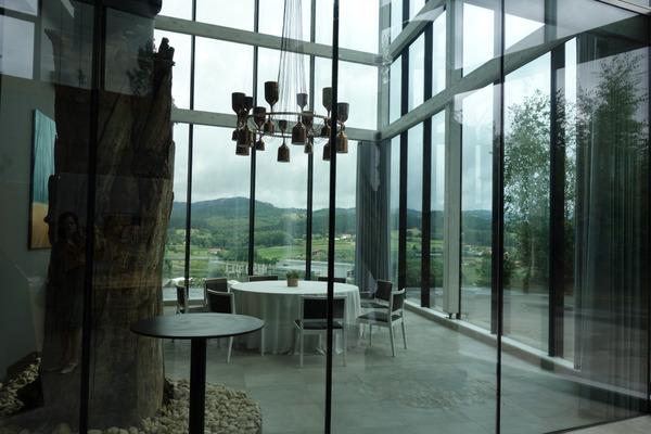 Azurmendi_interior