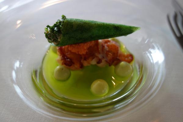 Azurmendi_lobster